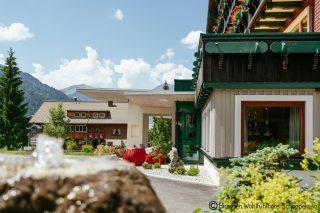 Hirschen Wohlfühlhotel Vorarlberg