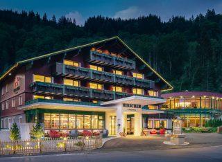 Hotel Hirschen, BregenzerwaldHotel Hirschen, Bregenzerwald