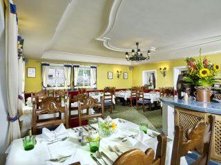 Hotel Kirchenwirt Pitztal Restaurant