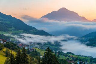 Hotel Kirchenwirt Pitztal Landschaft©TVB Pitztal