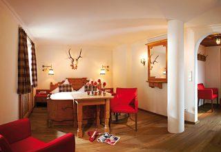 Hotel Kirchenwirt Pitztal Zimmer