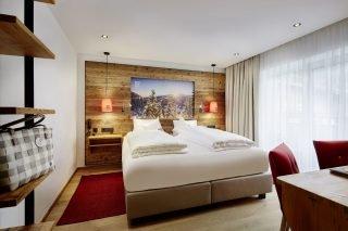 Wanderhotel Gassner Zimmer