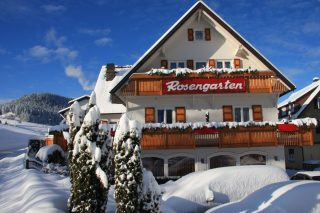 Hotel Rosengarten Winter