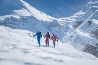 Aktivhotel Gasteiner Einkehr Skitour©Gasteinertal Tourismus GmbH