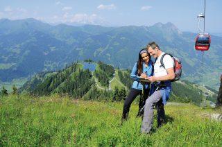 Aktivhotel Gasteiner Einkehr Wandern