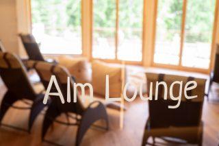 Almwellness Resort Tuffbad Almlounge