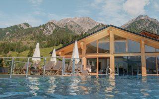 Almwellness Resort Tuffbad Pool