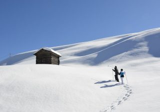 Almwellness Resort Tuffbad Schneeschuhwandern