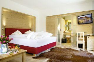 Almwellness Resort Tuffbad Zimmer
