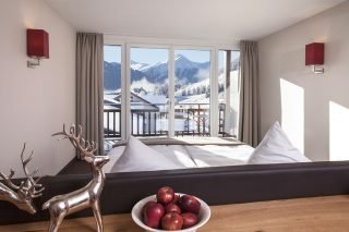 Hotel Chesa Monte Room©René Marschall