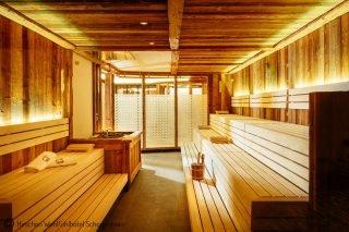 Hirschen Wohlfühlhotel Sauna