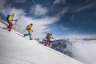 Hirschen Wohlfühlhotel Schneeschuhwandern