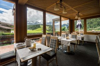Hotel Falknerhof Restaurant