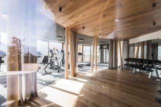 Hotel Hubertus Fitness