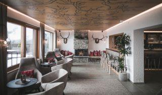 Hotel Hubertus Lobby