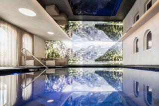 Hotel Hubertus Schwimmbad