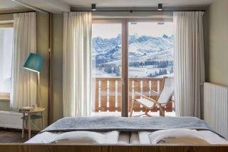 Hotel Icaro Zimmer©Cathrine Stukhard