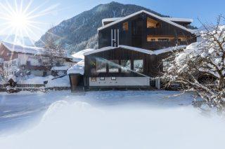 Hotel Jaufentalerhof Winter