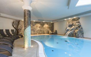Hotel Jaufentalerhof Schwimmbad