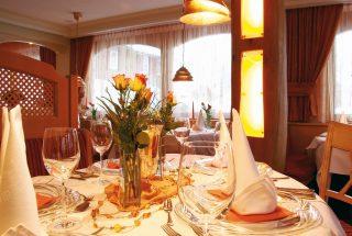Hotel Rosengarten Restaurant