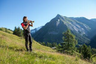 Wanderhotel Taurerwirt Musik