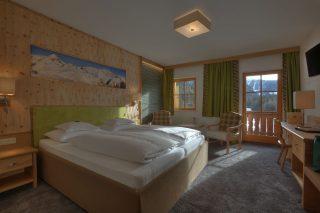 Wanderhotel Taurerwirt Zimmer