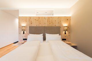 Tonzhaus Hotel Zimmer©Andergassen