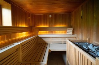 Hotel Trenker Sauna