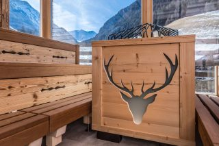 Jaufentalerhof Sauna