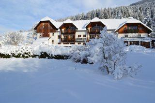 Landhof Irschen Winter