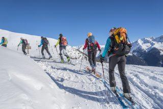 Magdalenahof Skitour