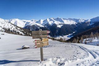 Magdalenahof Winterwandern