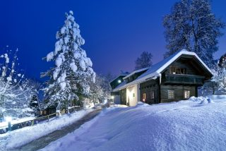 Naturel Hoteldorf Schönleitn Winter