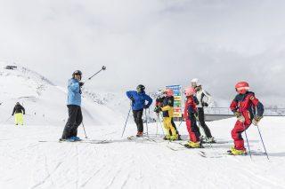 Verwöhnhotel Chesa Monte Skifahren©Rene Marschall