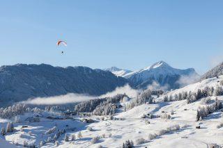 Verwöhnhotel Chesa Monte Winterlandschaft©Rene Marschall