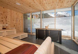 Vierbrunnenhof Sauna©Kottersteger
