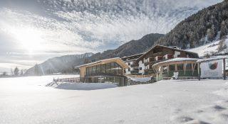 Vierbrunnenhof Winter©Kottersteger