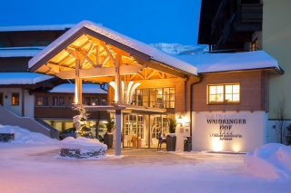 Waidringerhof Glückshotel Winter