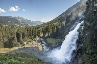Wanderhotel Gassner Krimmler Wasserfälle