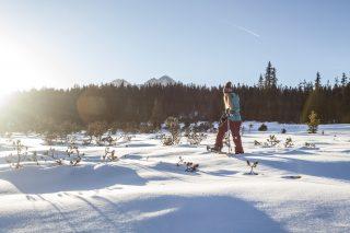 Wanderhotel Gassner Schneeschuhwandern