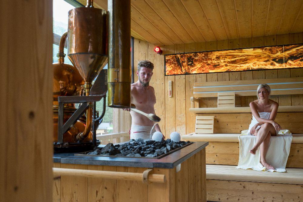 Gassenhof Sauna