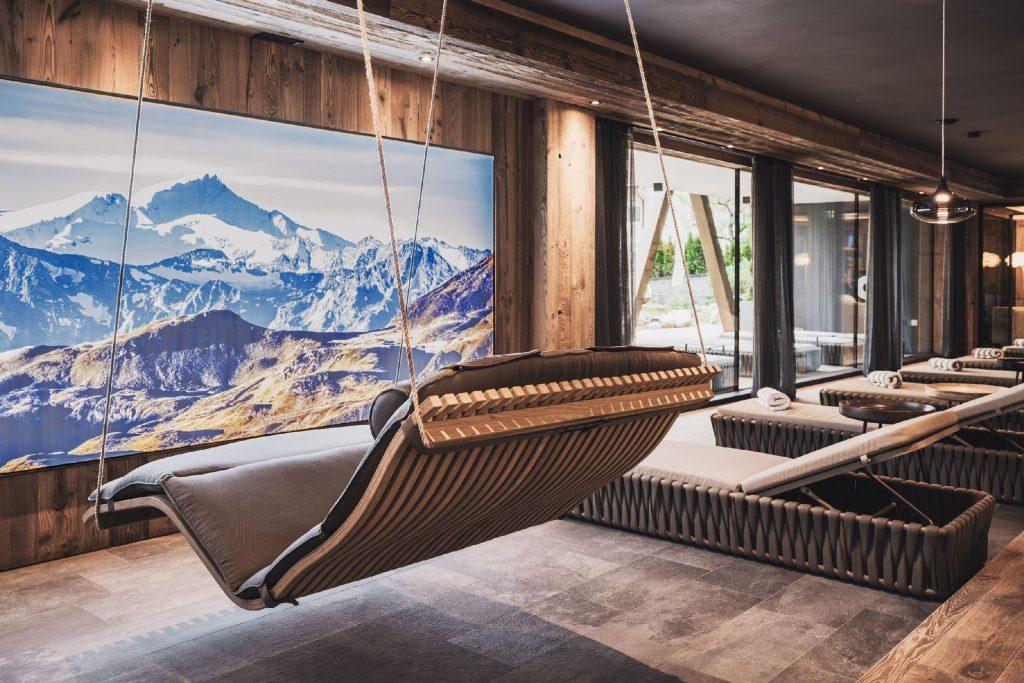 Hotel Gassner Relaxing Room