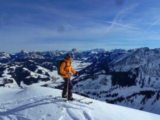 Lumbergerhof Skitour
