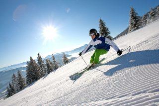 Steffner-Wallner skiing