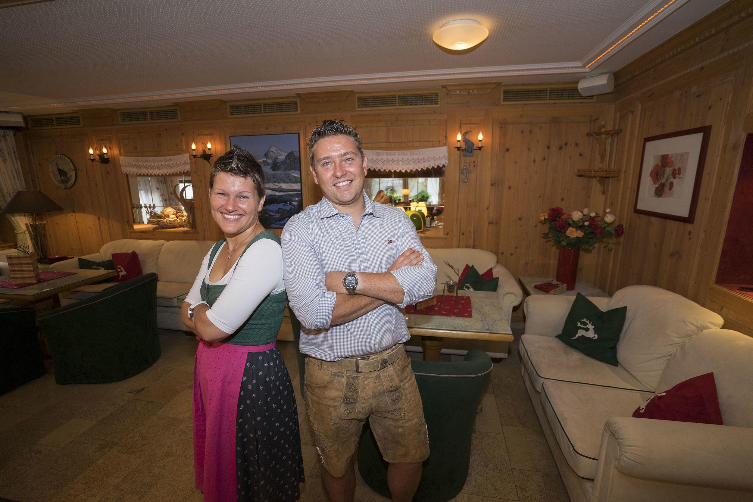 Sonja und Hans-Peter Gassner