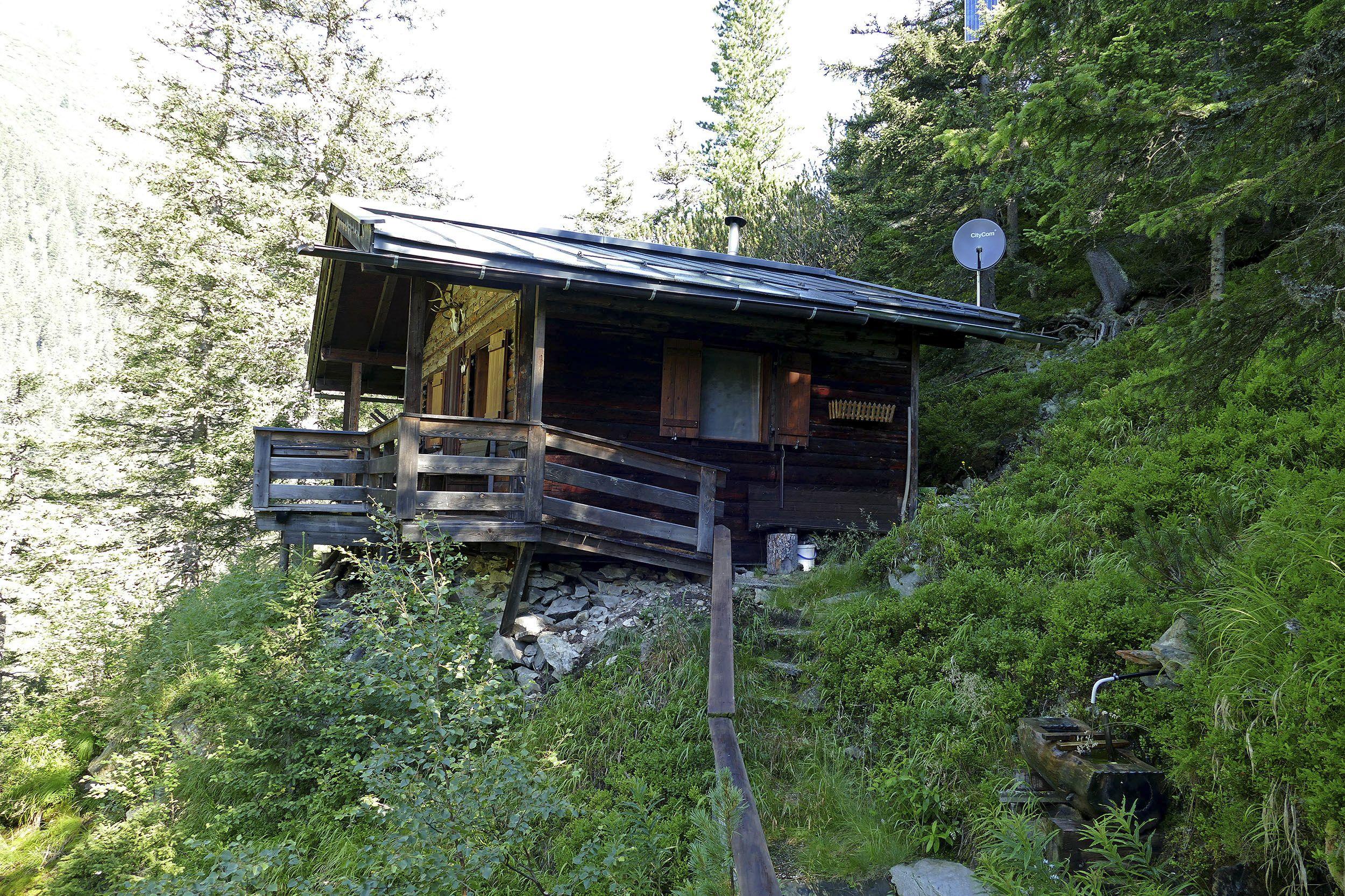 Jagdhütte im Obersulzbachtal