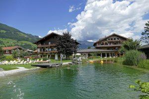 Wanderhotel Kirchner Badesee