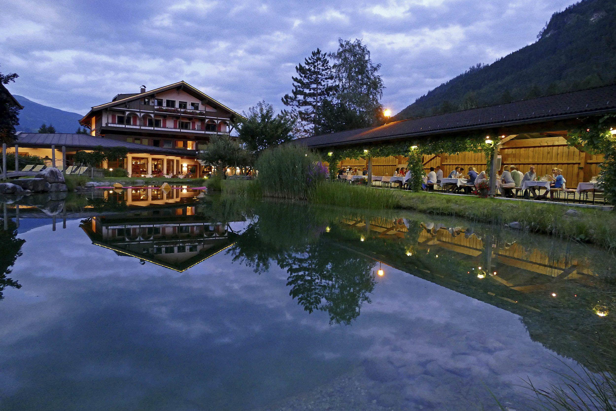 Wanderhotel Kirchner Bramberg