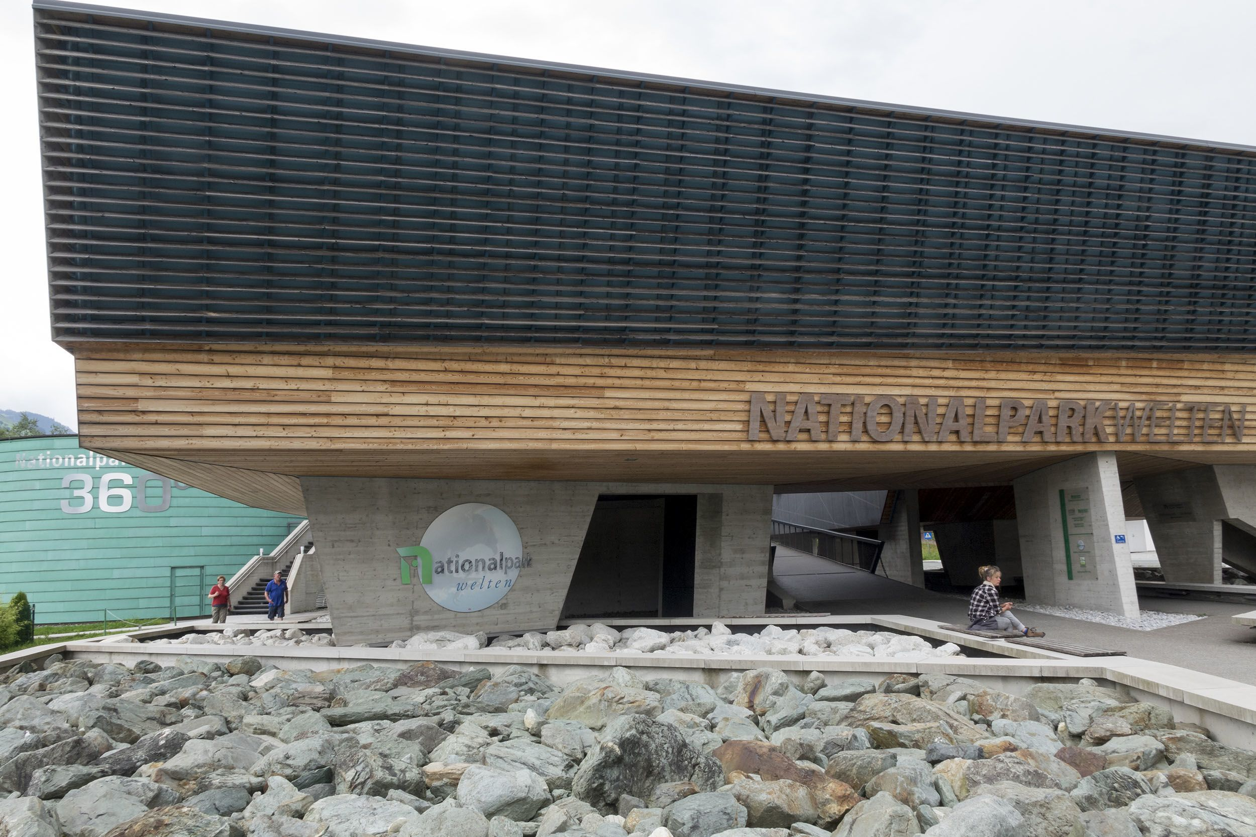 Das Nationalpark-Museum in Mittersill
