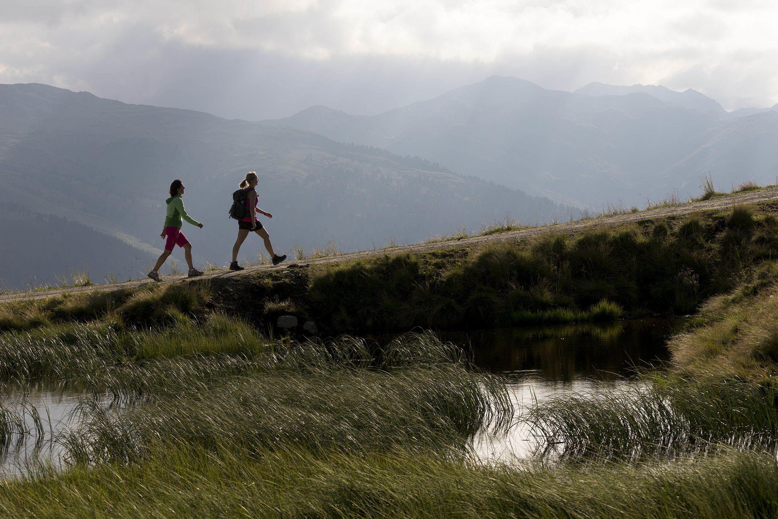 Wanderhotel Kirchner – wandern auf der Rasterhöhe